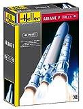 Heller - 80441 - Construction Et Maquettes - Ariane 5 - Echelle 1/125ème