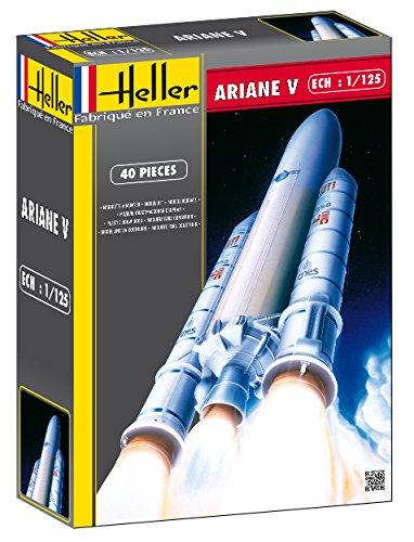 Glow2B Heller 80441 - Modellino di Razzo Ariane V