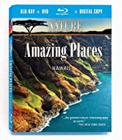 Nature: Amazing Places: Hawaii [Blu-ray] [Import]