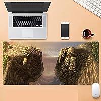 NARUTO-ナルト-ゲーミングのCoolChange大型マウスパッド、テーブル用XXLスリーブカバー-A_800x300x30mm