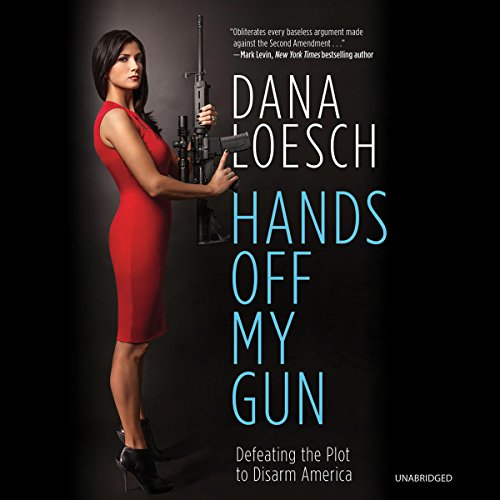 Hands Off My Gun audiobook cover art