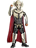 Rubies Costume Co R884521-M Boys Deluxe Star Wars General Grievous Costume MEDIUM