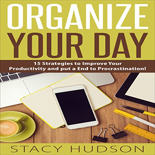 Organize Your Day cover art