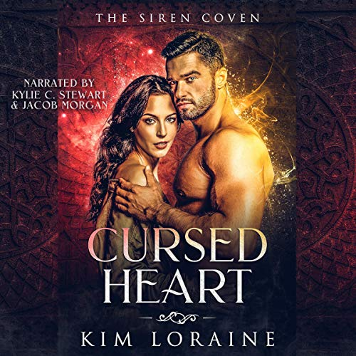 Cursed Heart audiobook cover art