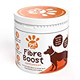 PetExx Fibre Boost - high density fibre probiotic & prebiotic supplement formulated by vets - helps colitis & reduces scooting and dragging