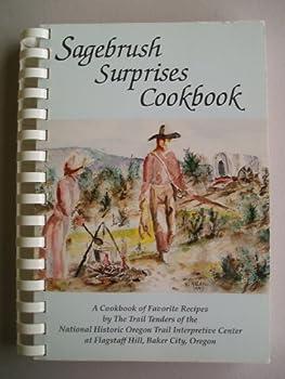 Plastic Comb Sagebrush Surprises Cookbook Book
