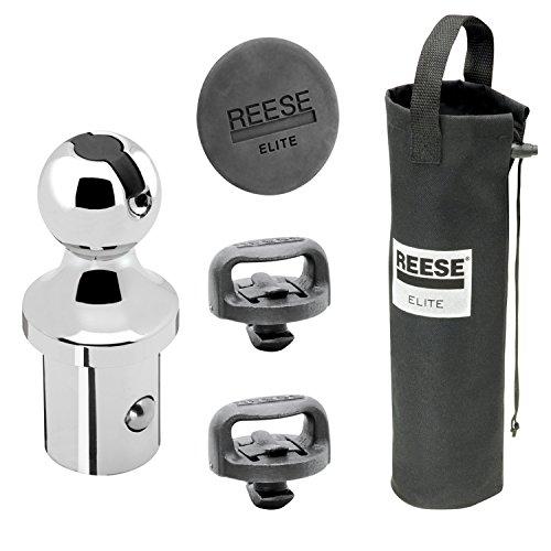 Reese Elite 30137 Under-Bed Gooseneck Kit, Silver