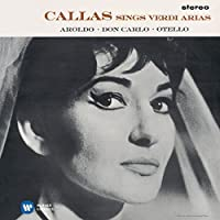 Verdi Arias 2 by Maria Callas (2014-11-26)