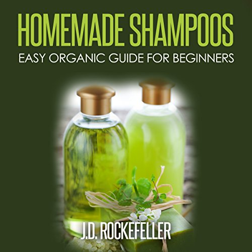 Homemade Shampoos audiobook cover art