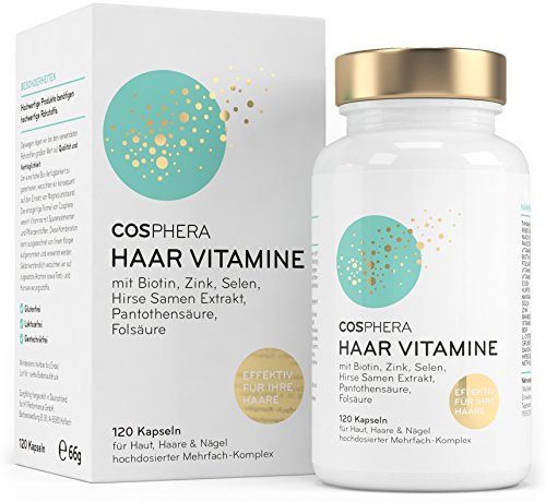 Cosphera -   Haar-Vitamine -