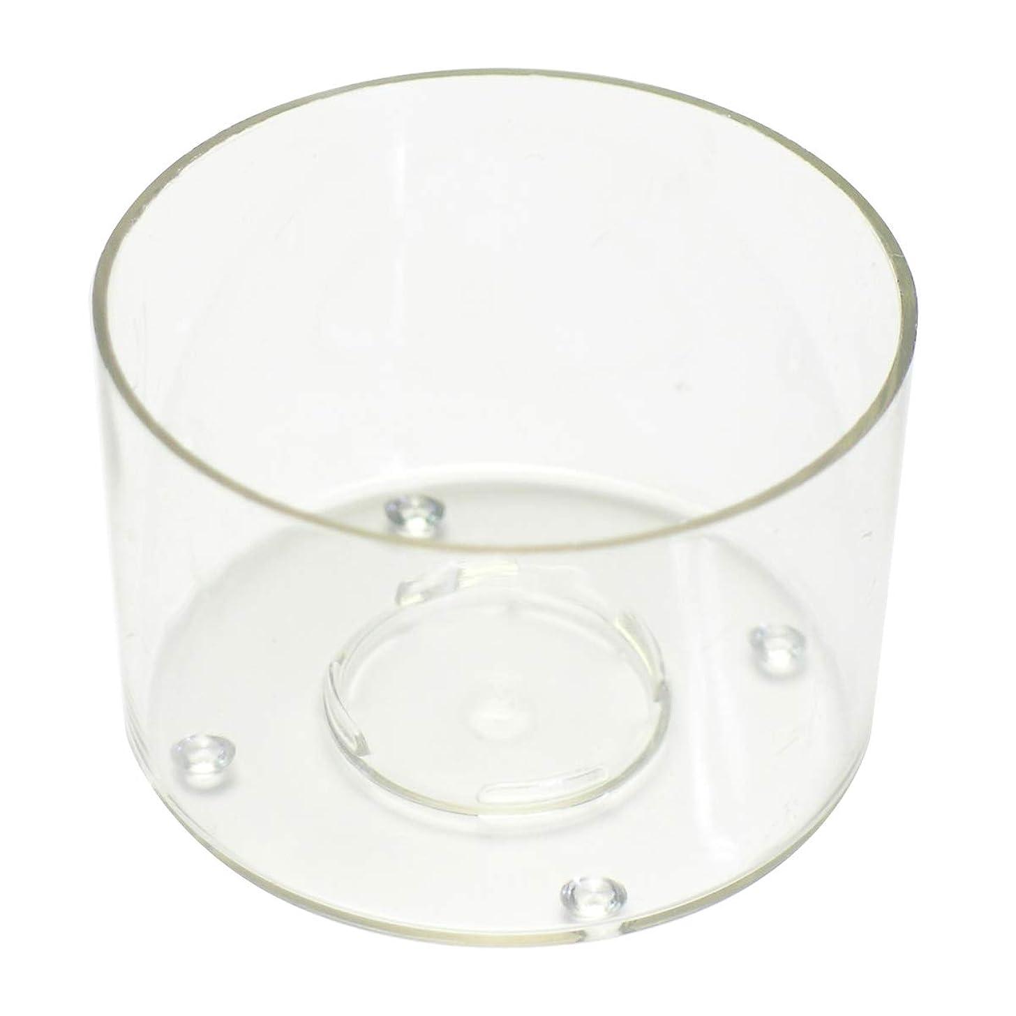 学生スキャンダル八ティーライトキャンドル用 クリアカップ 直径40mm×高さ26mm 20個入り 材料 手作り