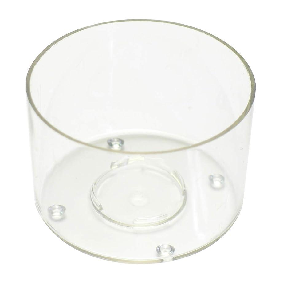 姓音声反論者ティーライトキャンドル用 クリアカップ 直径40mm×高さ26mm 20個入り 材料 手作り