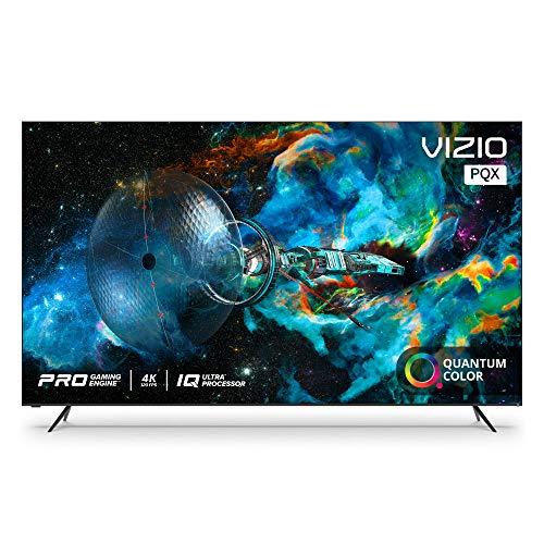 VIZIO 65-inch P-Series, Quantum X 4K HDR Smart TV (P65QX-H1, 2020)