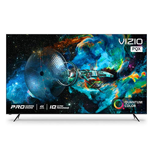 VIZIO 85 Inch 4K Smart TV, P-Series Quantum X 4K HDR Smart TV with Apple AirPlay and Chromecast Built-in (P85QX-H1)