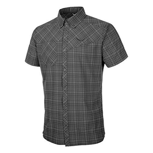 Salewa Puez Smu Dry M S/S Srt - kurzärmeliges Hemd für Herren, Mehrfarbig, Größe 48/M