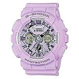 Casio Reloj para Mujer de Cuarzo con Correa en Plástico GMA-S120DP-6AER