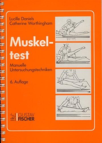 Muskeltest. Manuelle Untersuchungstechniken