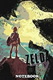 Notebook: Zelda , Journal for Writing, College Ruled Size 6' x 9', 110 Pages