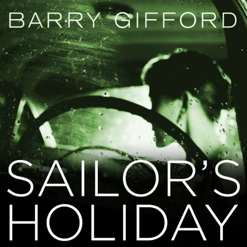 Sailor's Holiday audiobook cover art