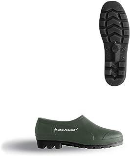 Dunlop Unisex golosh Wellie Shoe Green