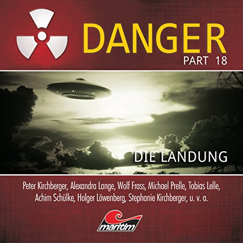 Die Landung audiobook cover art