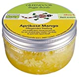 Greendoor zucchero Scrub Albicocca mango, esfoliazione delicata 230g senza microplastiche produttore di cosmetici naturali