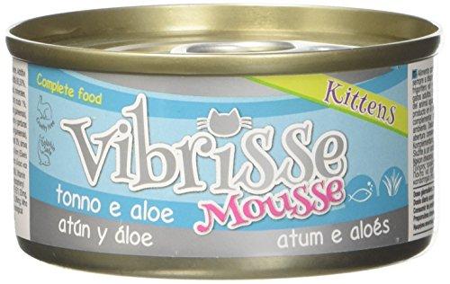 Croci C1018087 Kitten Mousse Atún con Lenguado, 70 gr ✅