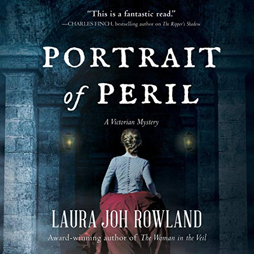 Portrait of Peril Audiobook By Laura Joh Rowland cover art