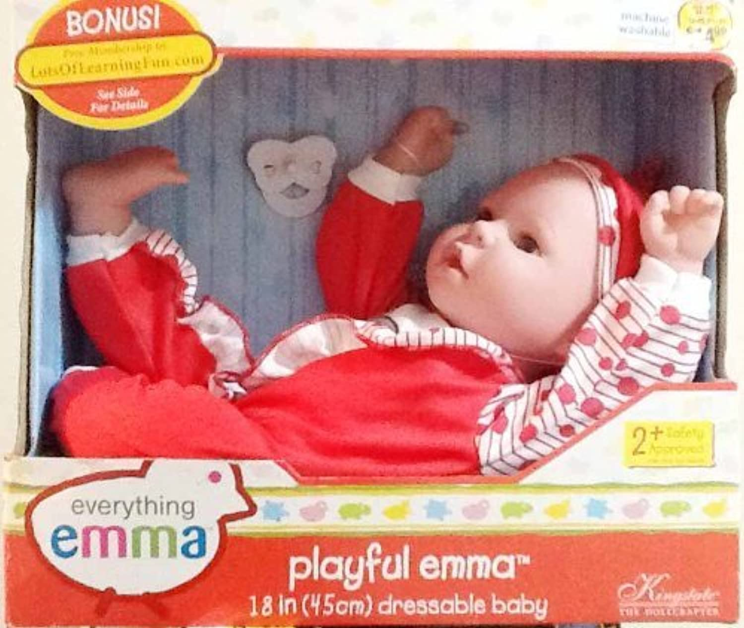 Playful Emma by Kingstate Doll Crafter