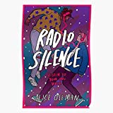 Julielindh Oseman by Silence Alice Radio Home Decor