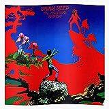 Led Fantasy to Deep Return Heep 1970S Zeppelin Sabbath