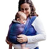 DIDYMOS Woven Wrap Baby Carrier Prima Sole Occidente (Organic Cotton), Size 7