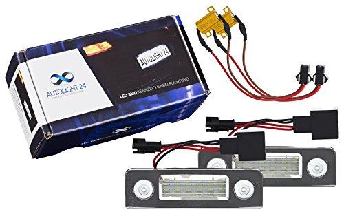 Premium LED Kennzeichenbeleuchtung Nummernschildbeleuchtung 0903