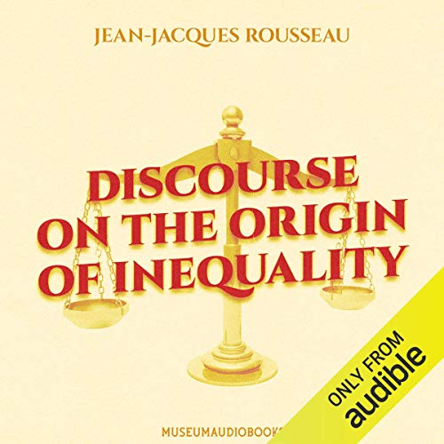 Discourse on the Origin of Inequality cover art