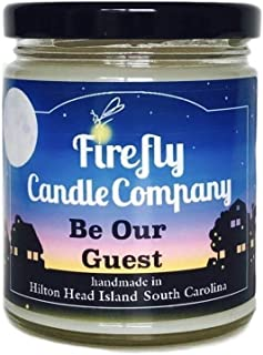 Be Our Guest Candle- Beauty and Beast Inspired Candle 8oz