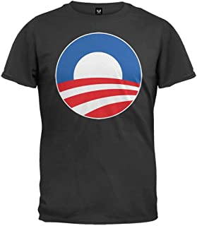 Og - Mens Large Rising Sun Logo T-Shirt X-Large Black