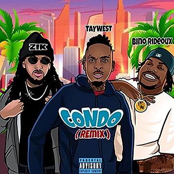 Condo (feat. Bino Rideaux & Zik) (Remix)