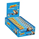 Powerbar Barritas Proteinas con Bajo Nivel de Azucar Sabor Chocolate Con Leche Maní - 18 Barras