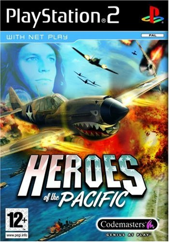 Heroes of the Pacific [PlayStation2] [Importado de Francia]