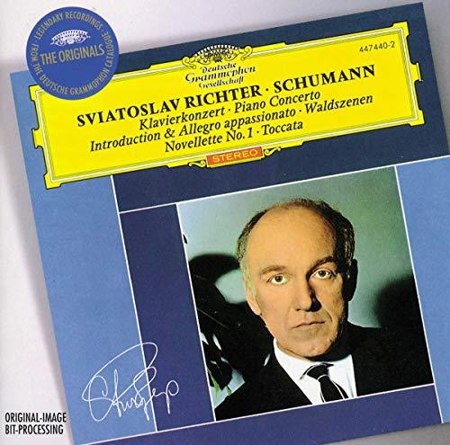 Schumann: Piano Concerto / Sviatoslav Richter