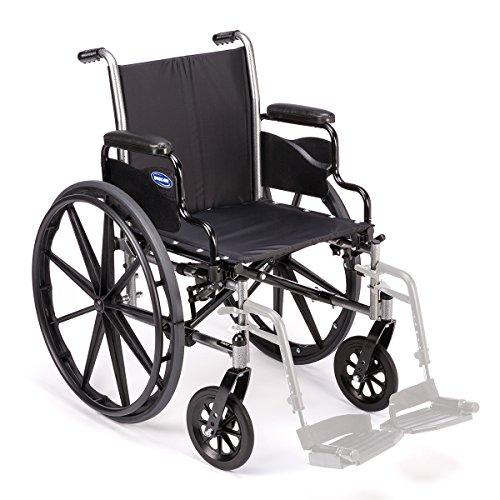 Invacare TRSX52FBP Tracer SX5 Wheelchair FlipBack DeskLength Arms 22quot x 16quot