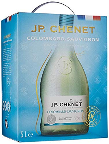 JP Chenet Colombard Bag-in-Box (1 x 5 l)