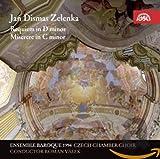 Requiem In d' Minor / Miserere - Czech Chamber Choir