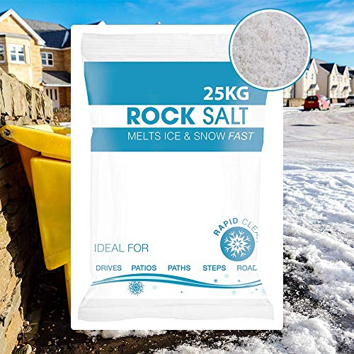 Hadley 25KG Bag White Rock Salt