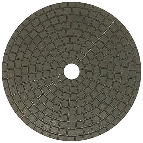 Great Deal! 7 Inch Diamante Italia Wet Granite Polishing Pads - 50 Grit