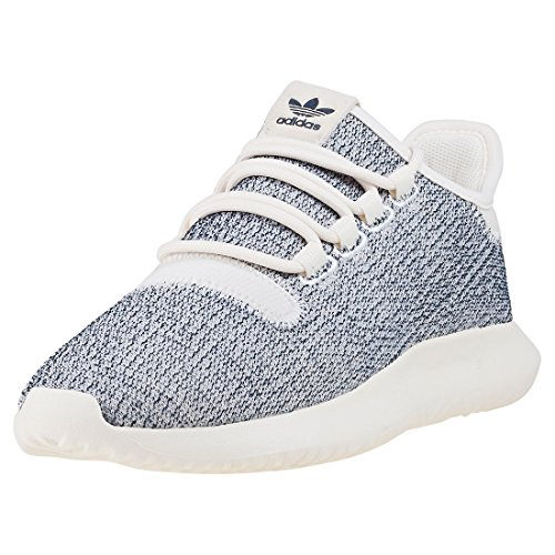 Adidas Tubular Shadow W, Zapatillas de Gimnasia para Mujer, Marrón (Clear Brown/Ash Green S18/Off White), 43 1/3 EU