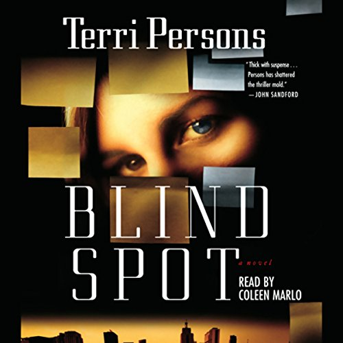 Blind Spot audiobook cover art
