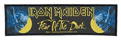 Parche De Iron Maiden–Fear of the Dark–Iron