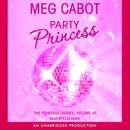 Party Princess audiobook cover art