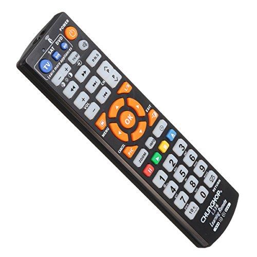 HITSAN CHUNGHOP L336 - Mando a distancia universal con función de aprendizaje para TV CBL DVD SATA, una pieza